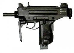 "Пистолет-пулемёт ""Микро-Узи"" (Израиль)"