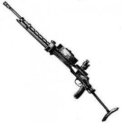 Пулемёт Дегтярева танковый (ДТ)