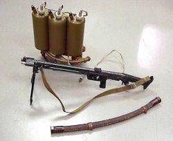 Легкий пехотный гранатомет ЛПО-50