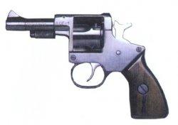 Револьвер гладкоствольный модель Дог-1