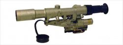 Прицел снайперский оптический 1П21 Минута