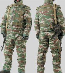 Комплект боевой защитной экипировки Гренадер