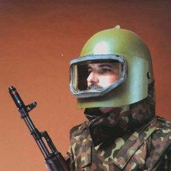 Пулестойкий шлем Маска-1
