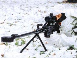 12,7 мм крупнокалиберная снайперская самозарядная винтовка В-94