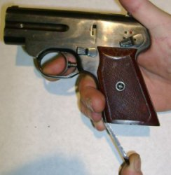 С4М Бесшумный пистолет