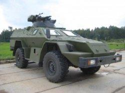 БМП-97 Выстрел