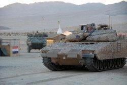 Боевая машина пехоты CV 9040