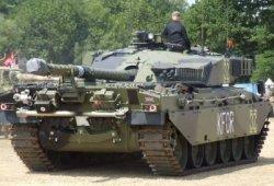 Танк Kpz2000