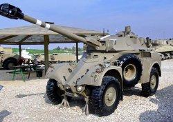 "Колёсная бронемашина AML-90 ""Панар"""