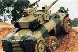 """Колёсная бронемашина EE-9 """"Каскавел"""""""