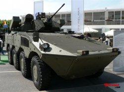 Истребитель танков B1 Чентауро