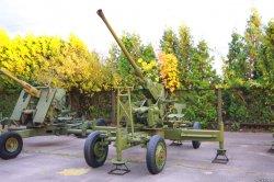 "40 мм пушка ""Бофорс"""