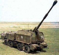 Артиллерийский комплекс АК-222 Берег