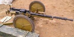 14,5 крупнокалиберный пулемёт Владимирова КПВ-44