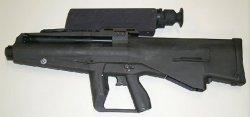 Гранатомет XM-25