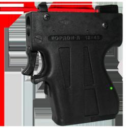 Бесствольное огнестрельное оружие самообороны модели «КОРДОН-Л»