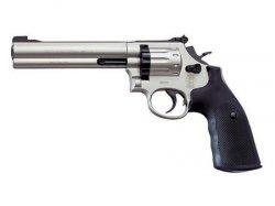 Пневматический пистолет S&W C2 Revolver 586