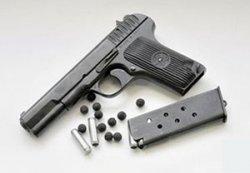 Травматический пистолет ЛИДЕР ТТ