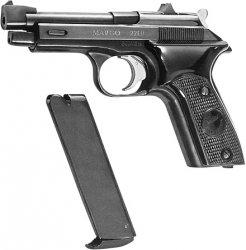 5,6-мм спортивно-тренировочный пистолет МЦМ-К «Марго»