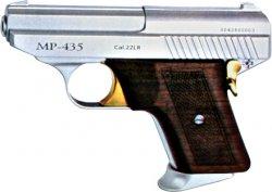 5,6-мм самозарядный пистолет МР-435
