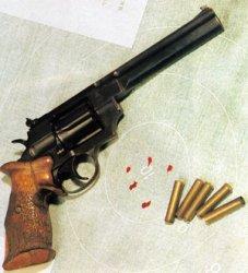 Спортивный револьвер ТОЗ-36