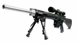 Самозарядная винтовка AR-10(t) в новом калибре .260