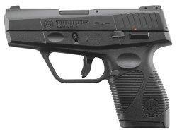 Популярный пистолет Taurus Slim в калибрах .380 и .40