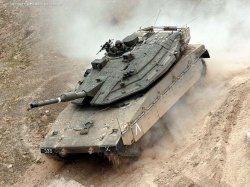 Боевой танк «Меркава» (Израиль)