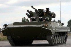 БМП-1У «Шквал»