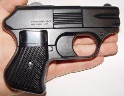 Эргономичное огнестрельное оружие